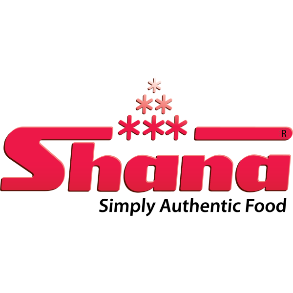 Shana simply authentic Food Logo