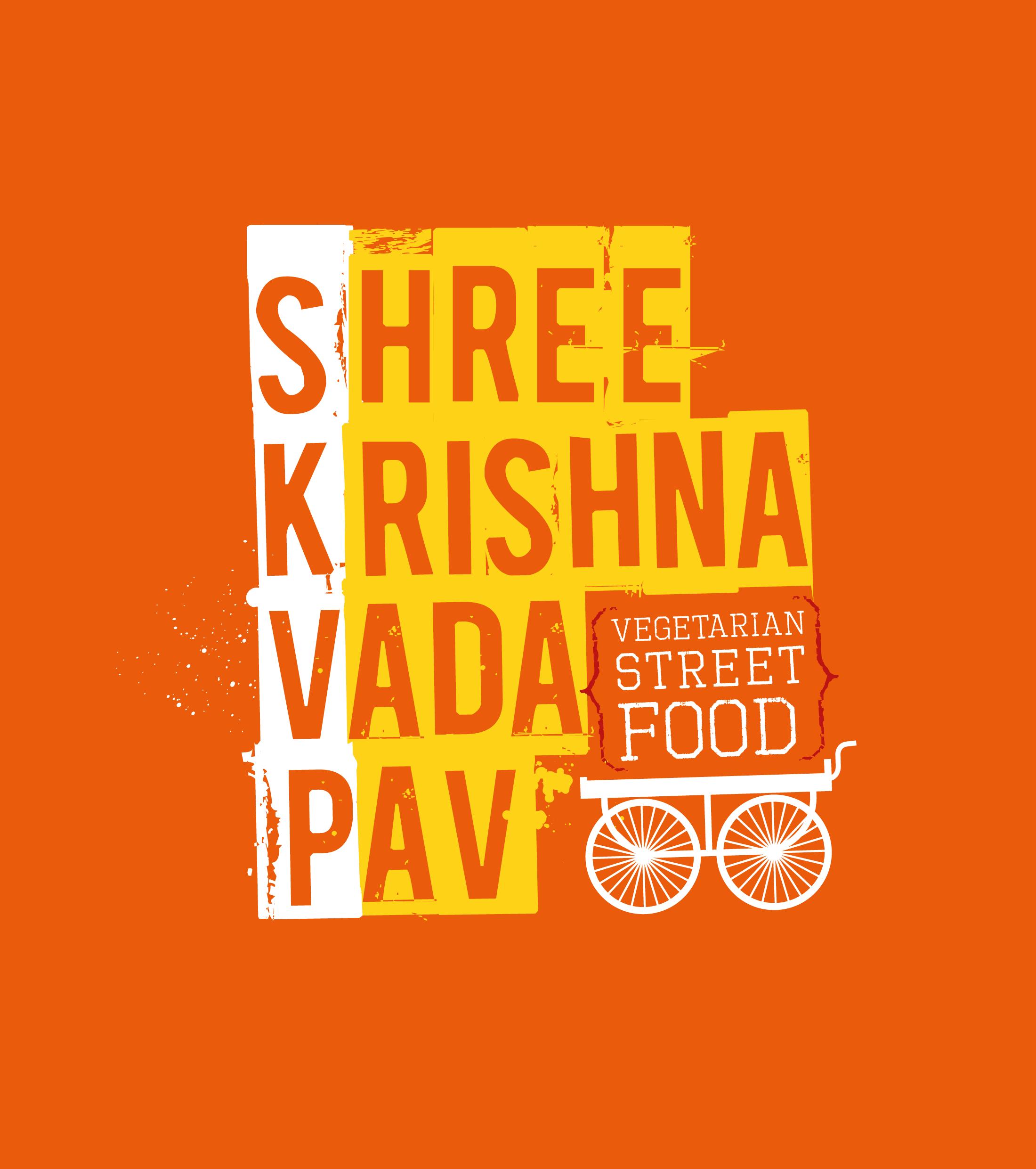 Shree Krishna Vada Pav logo
