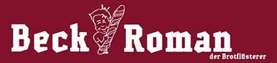 Der Brotflüsterer Beck Roman logo