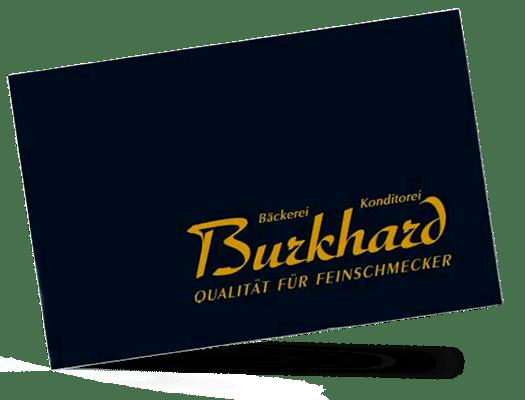 Kundenkartensystem für Marketing-Strategie in Bäckerei Burkhard