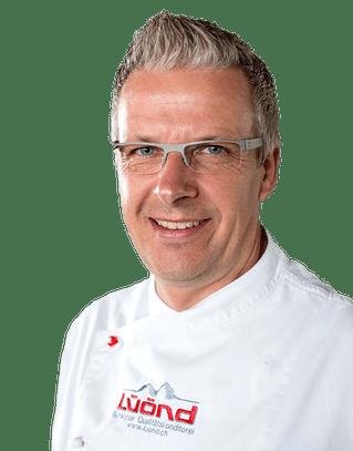 Andy Lüönd,InhaberSchwyzer Qualitätskonditorei Lüönd