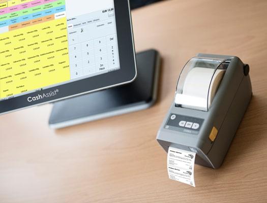 CashAssist EDV Kassensystem