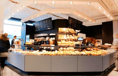 mobileWaiter App für Bestellungen in Die Merz Bäckerei