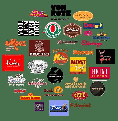 175 Kunden arbeiten mit unseren Produkten