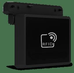 SmartScale Authentifizierung auch RFID-Karte