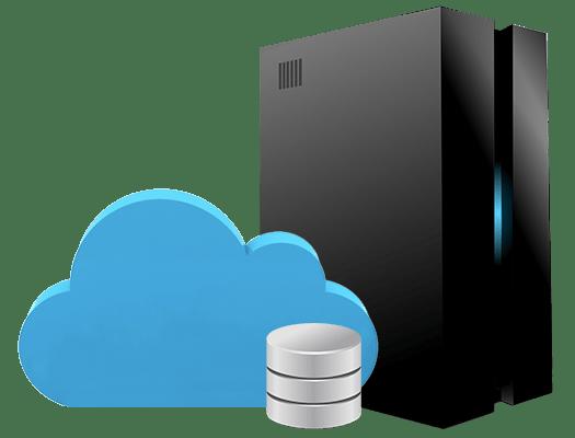 Alle Server wurden durch Cloudlösungen ersetzt, 100% Cloud
