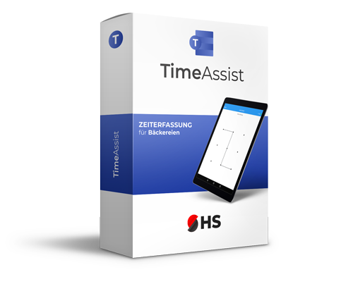 TimeAssist Zeiterfassungssystem in Action