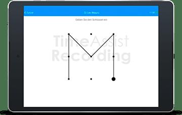 Zeiterfassung und Zeitmanagement für Bäckerei mit TimeAssist App