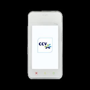 Foto von einem CCV Fly Mobiles Terminal