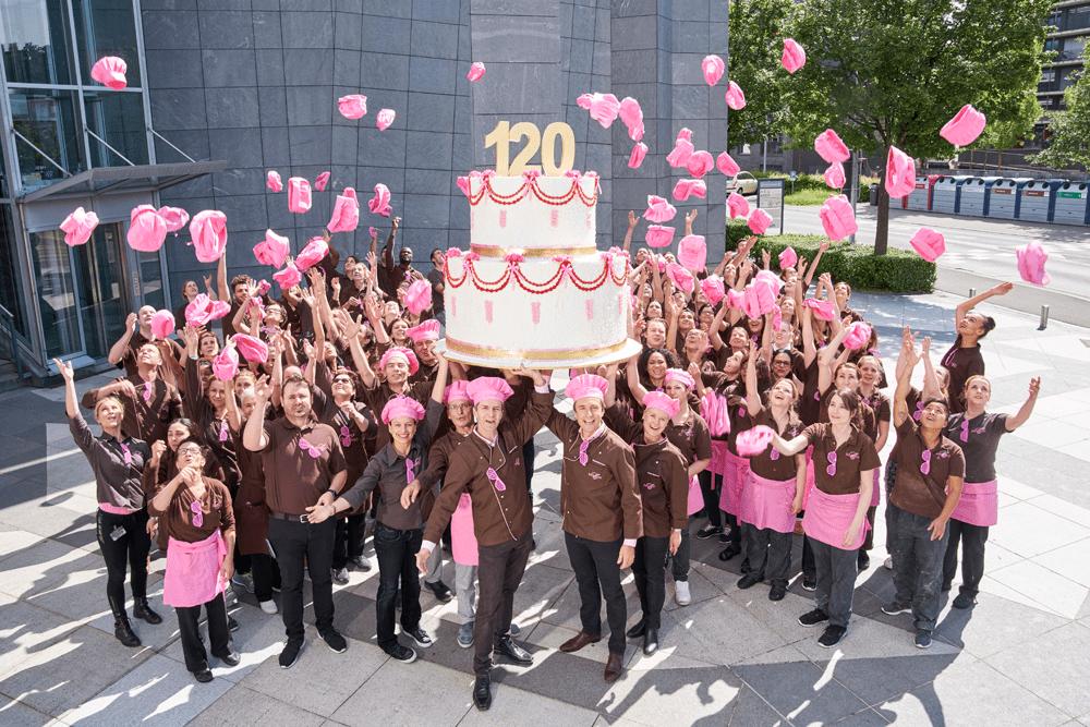 120 Jahre Confiserie Bachmann