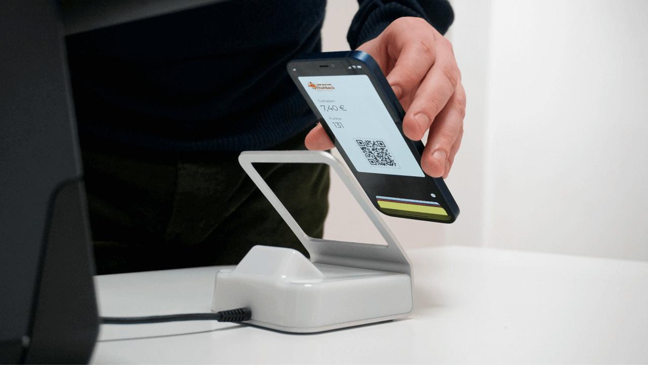 Digitale Kundenkarte: kontaktlos und immer griffbereit