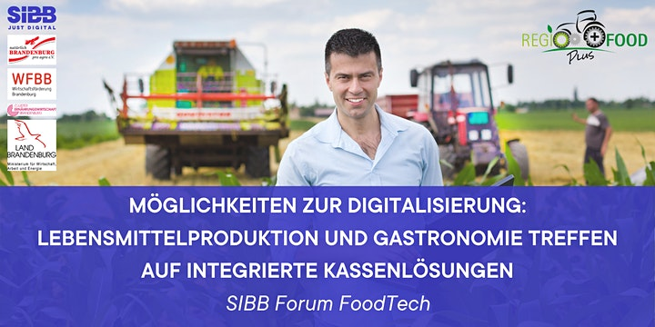 HS-Soft beim SIBB Forum FoodTech