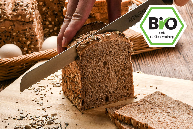Kennzeichnung & Deklaration von Bioprodukten in der Bäckerei