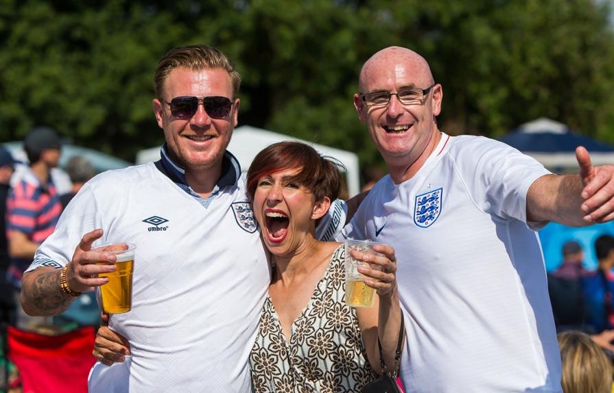 Football Fever for Festival on the Field