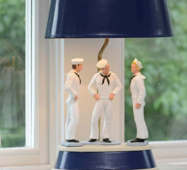 Sailor Lamp