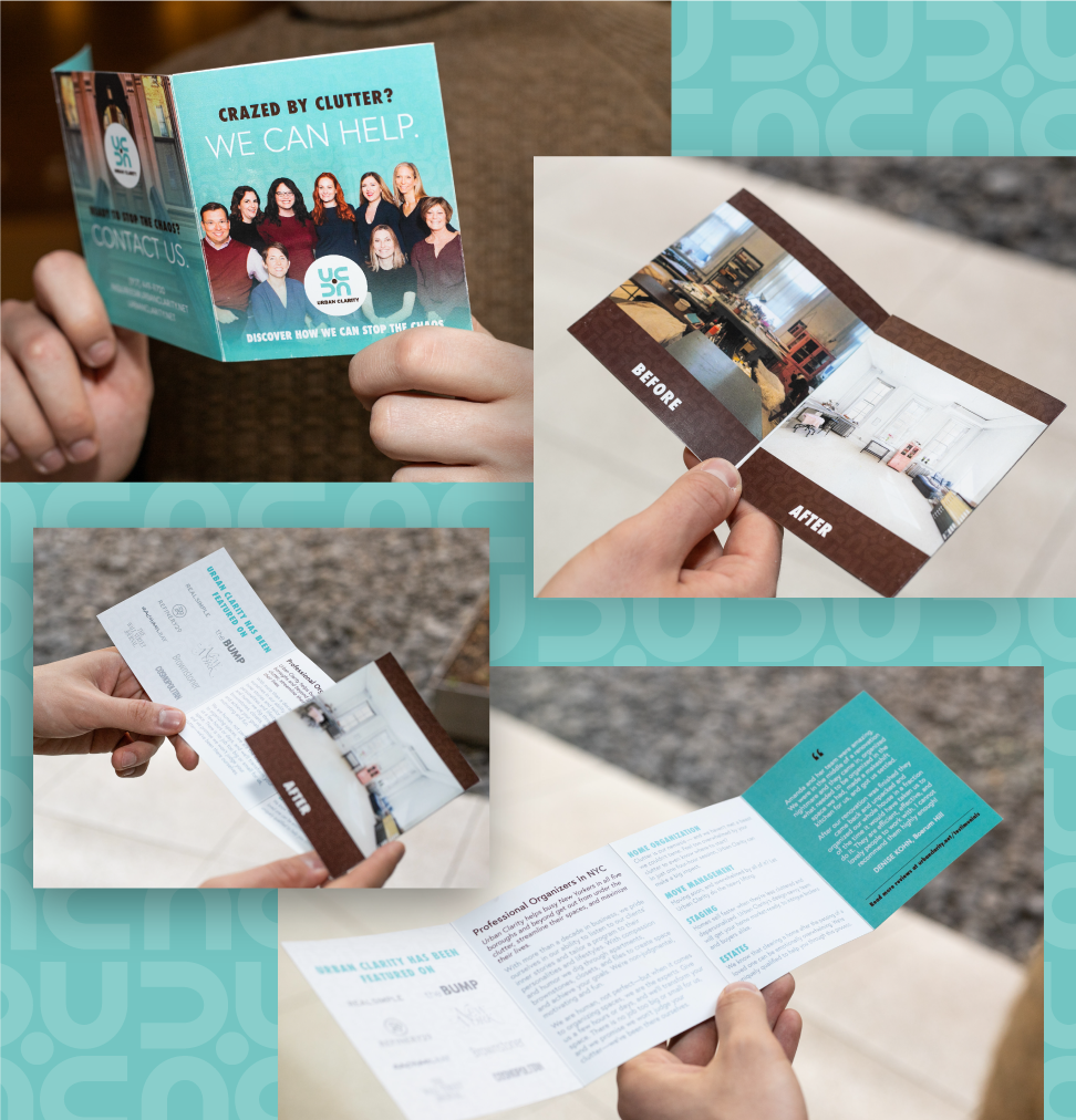 Custom Marketing Brochure