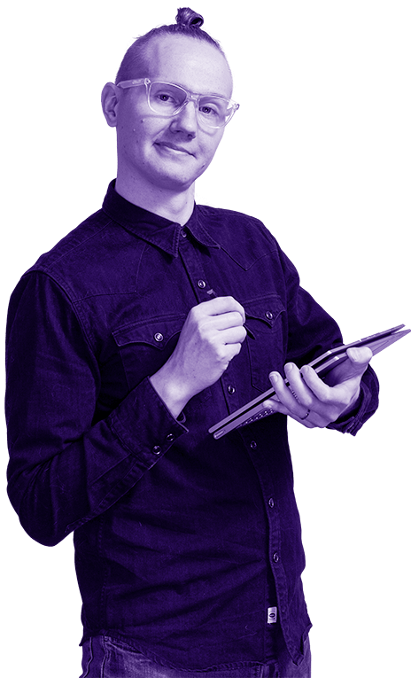 Janne Parri Web Design - Nettisivut ja Yritysilmeet