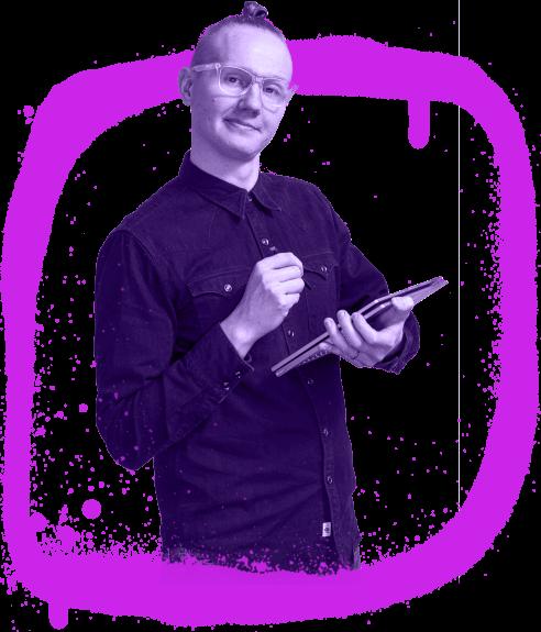 Janne Parri - Nettisivut ja Yritysilmeet