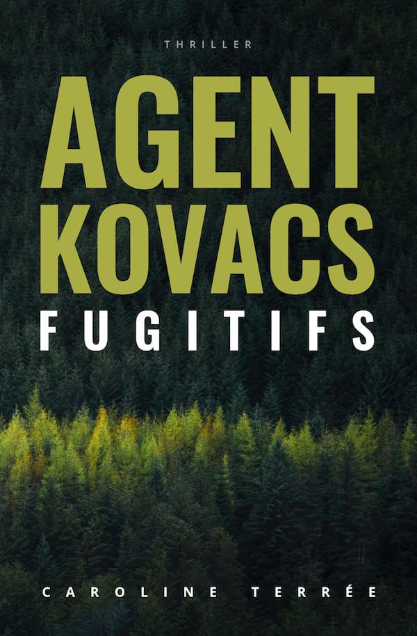 Agent Kovacs (CSU#06) : Impact, Caroline Terrée