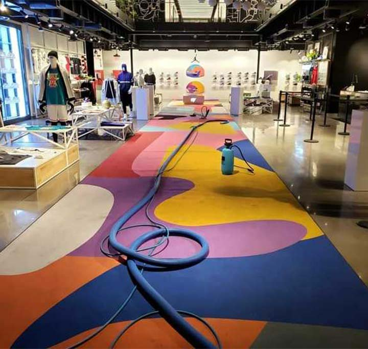 Commercial carpet cleaning in Pasadena, CA