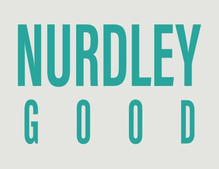 Nurdley Good Logo Word Mark