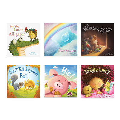 Aldi's Children's Picture Books