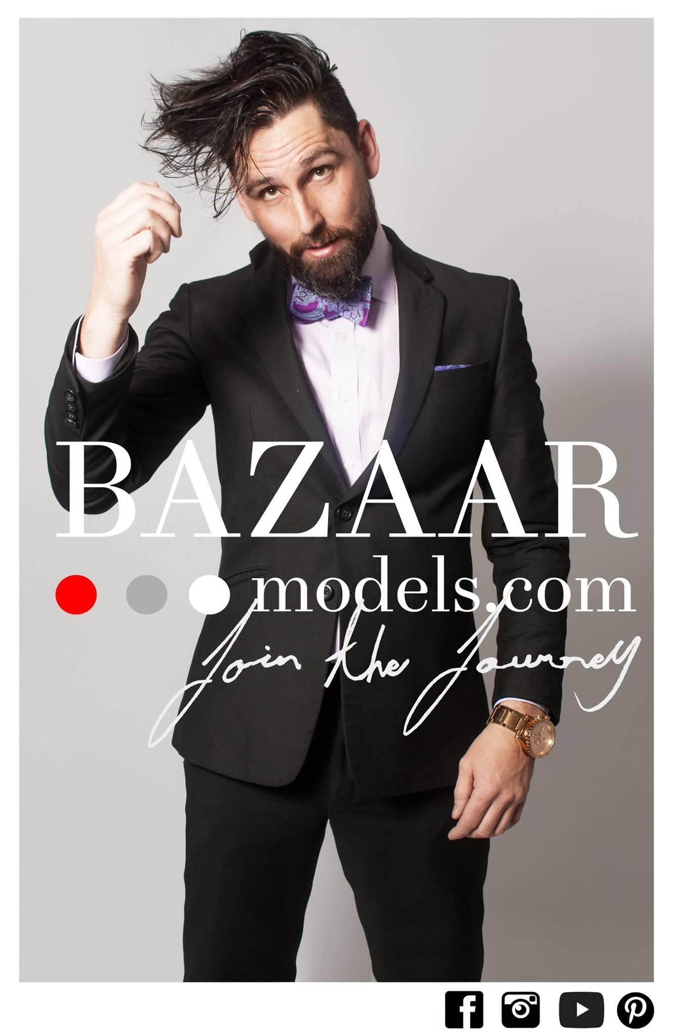 bazaar models.com
