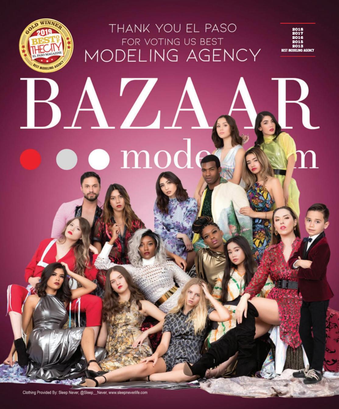 #1 Modeling Agency