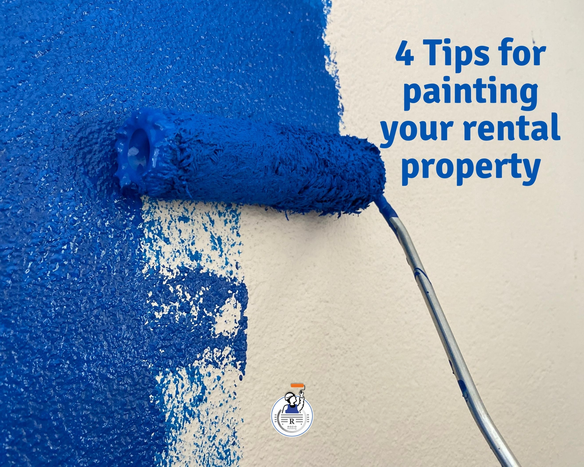 4 Tips for Painting Your Rental Property