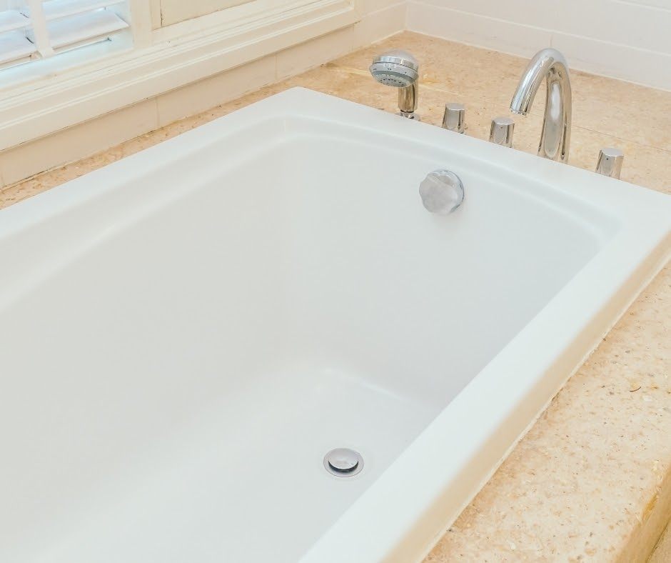 Refinish Your Tub