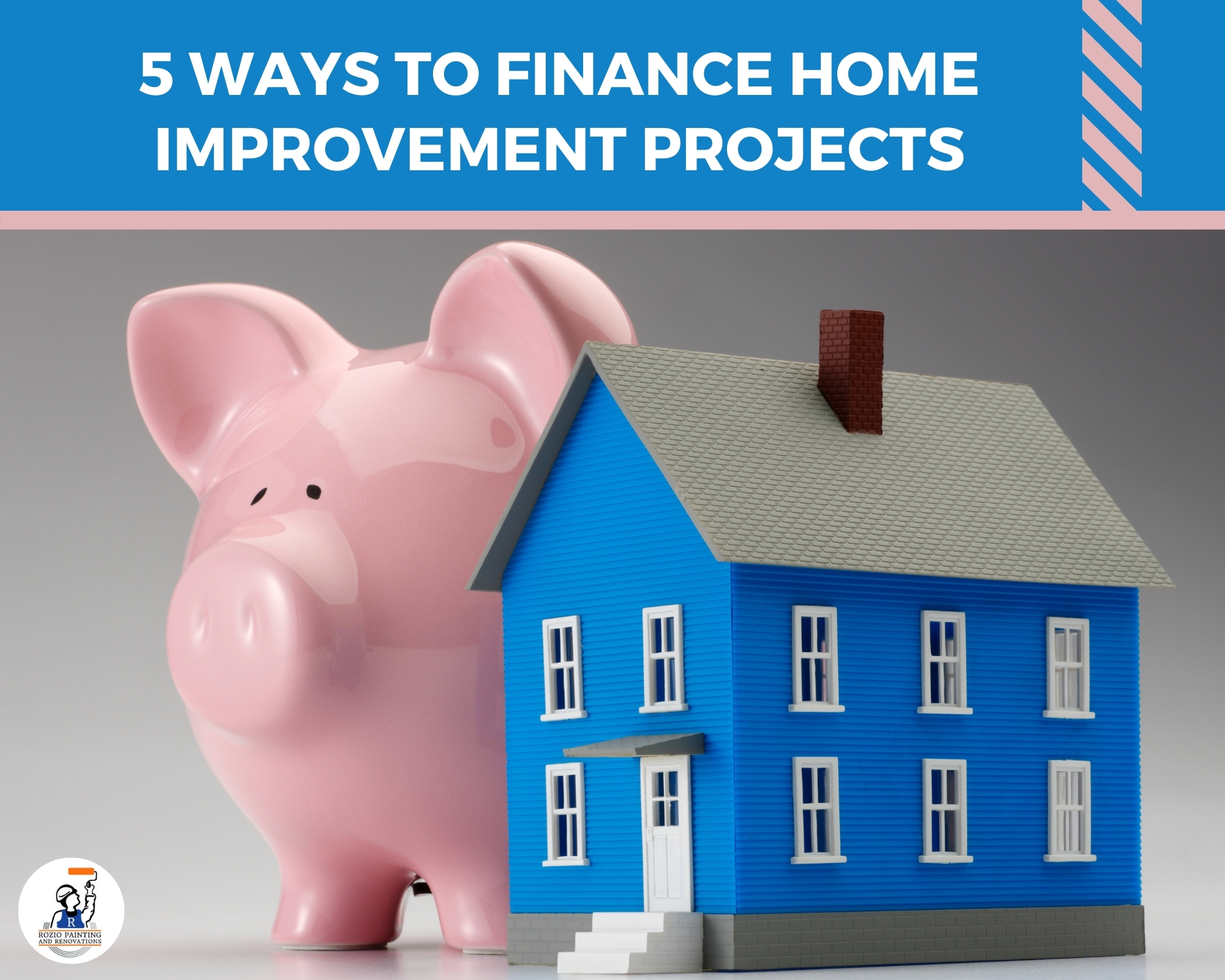5 Ways to Finance Home Improvement Projects