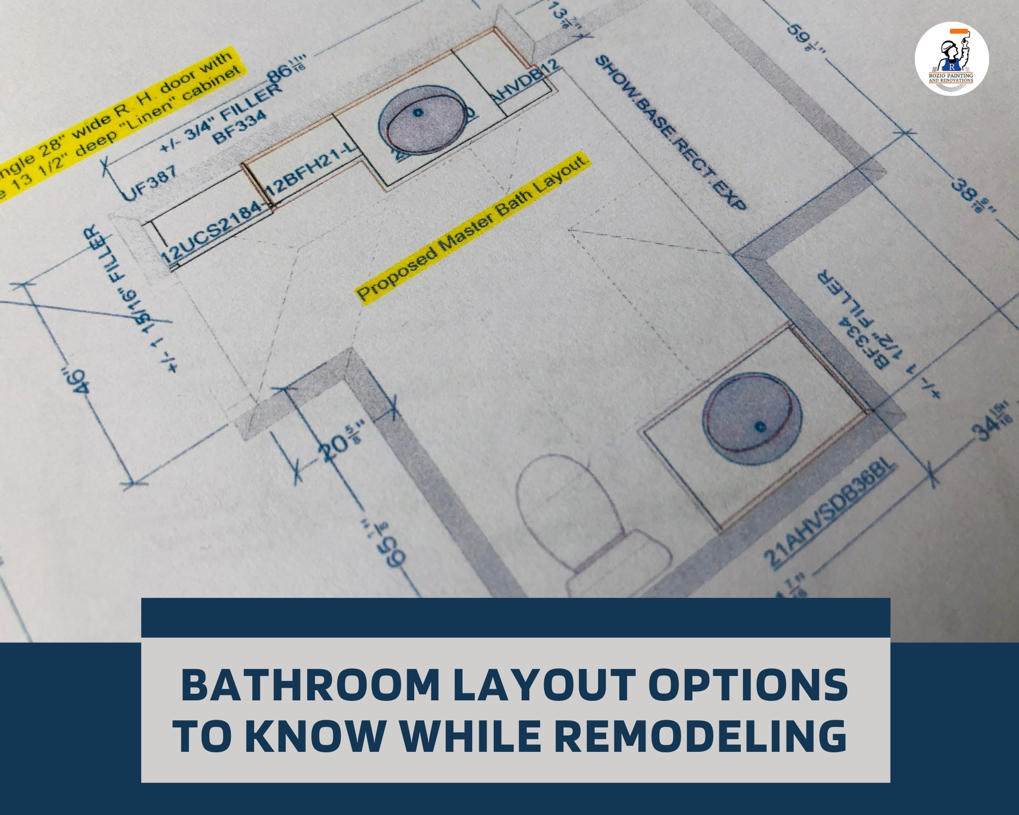 Bathroom Layout Options To Know while remodeling