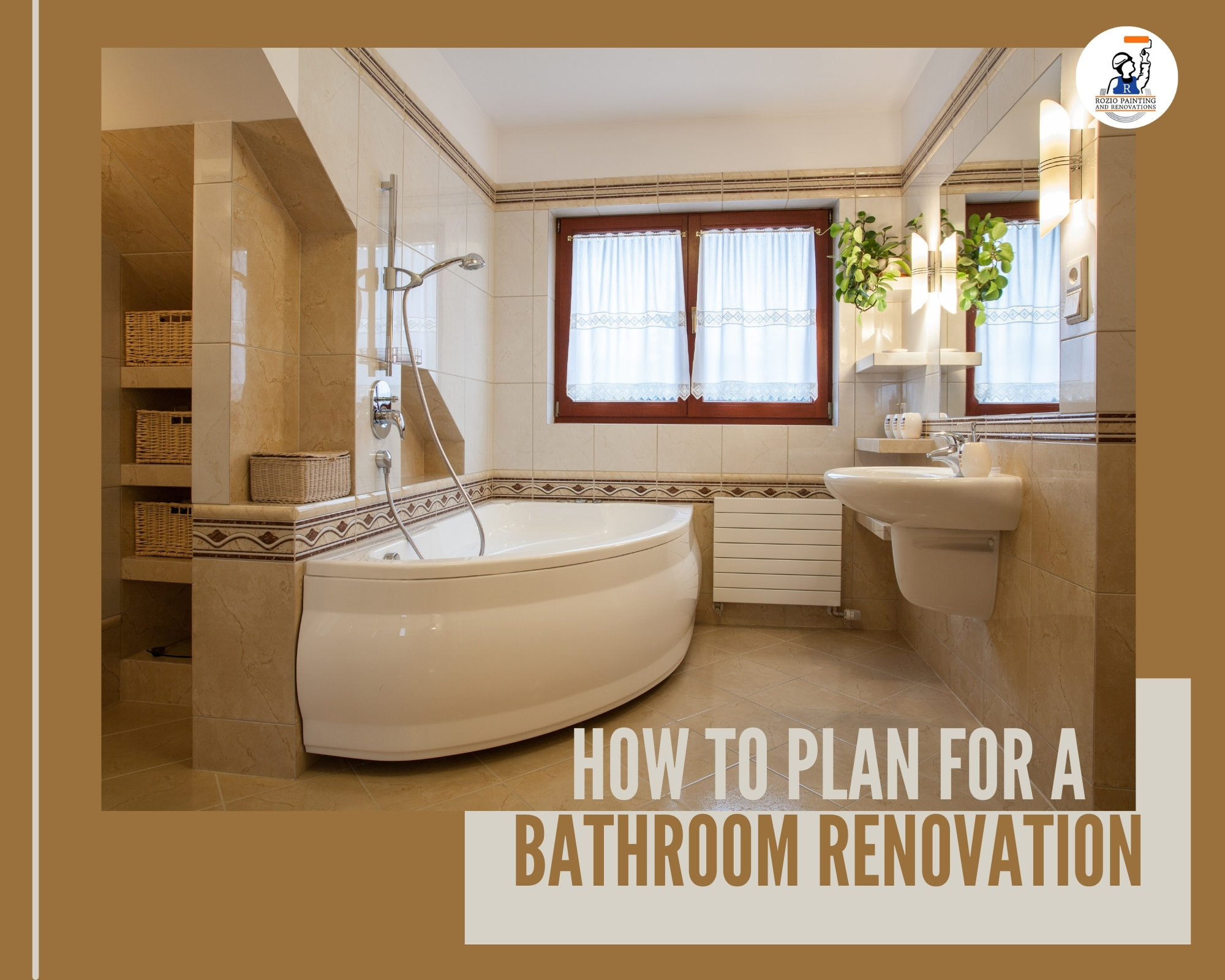 How to Plan for Bathroom Renovation