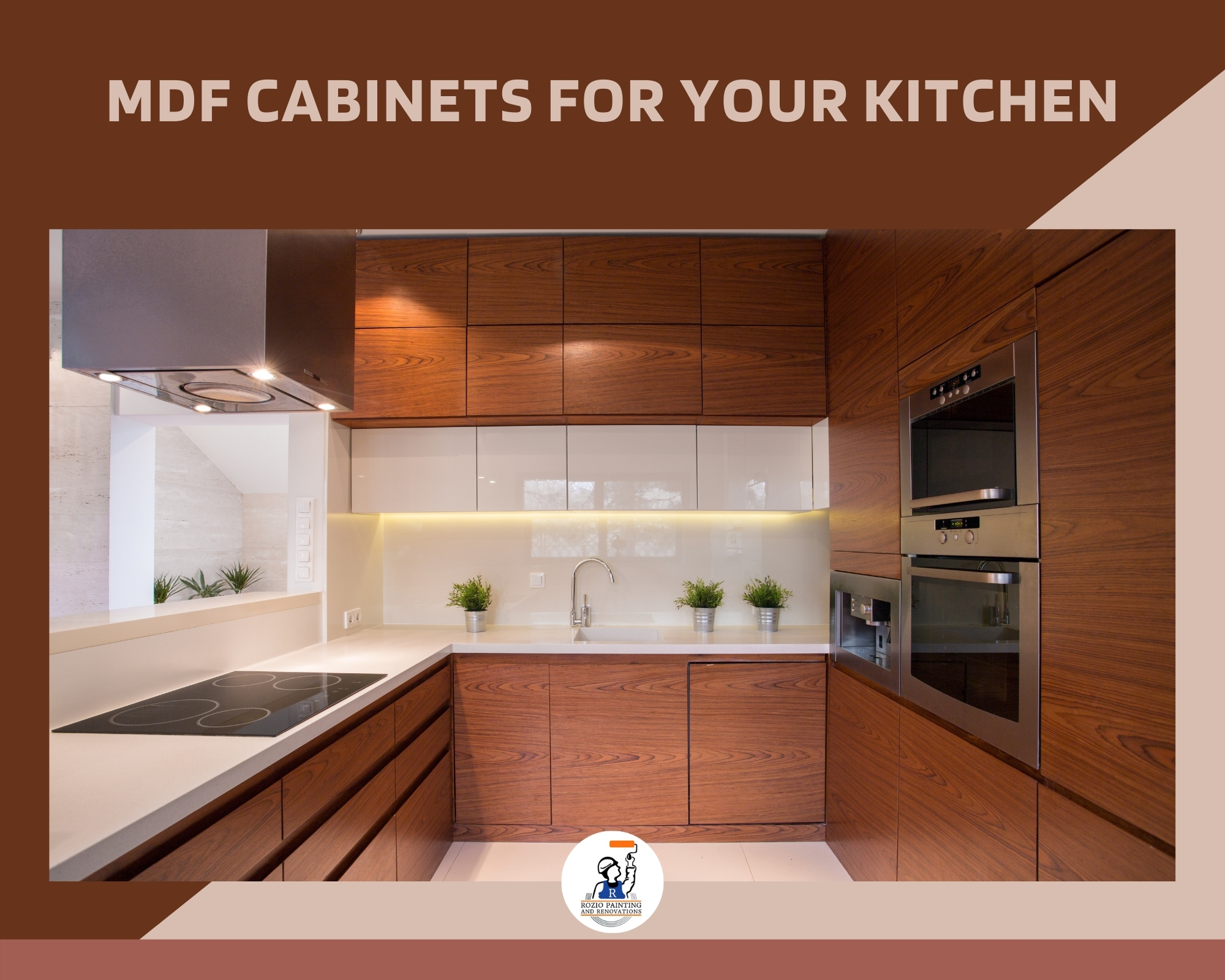 MDF Cabinets For Your Kitchen