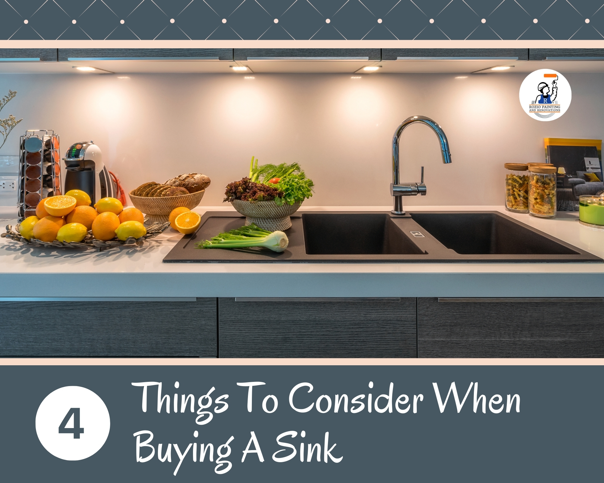 4 Things To Consider When Buying A Sink