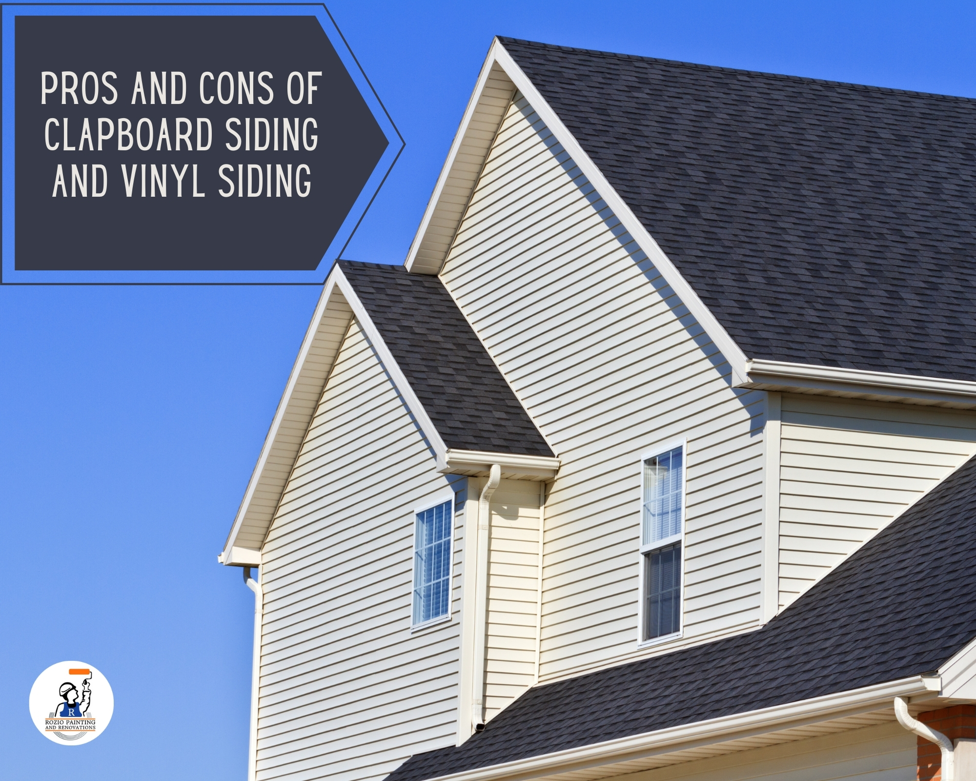 Pros and Cons of Clapboard Siding And Vinyl Siding