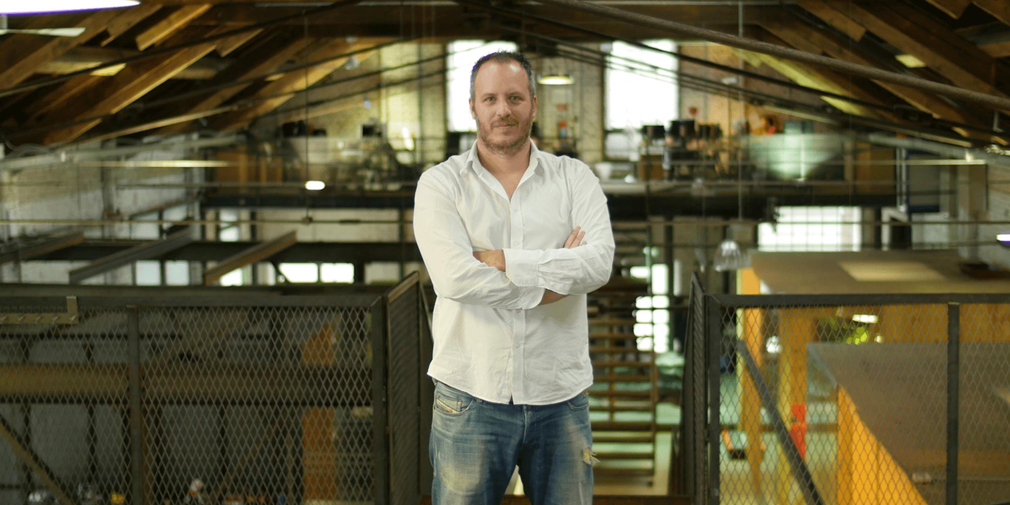 Dietmar Rietsch, CEO der Pimcore GmbH
