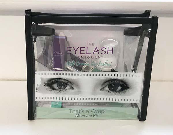 Eyelash Emporium Aftercare Kit
