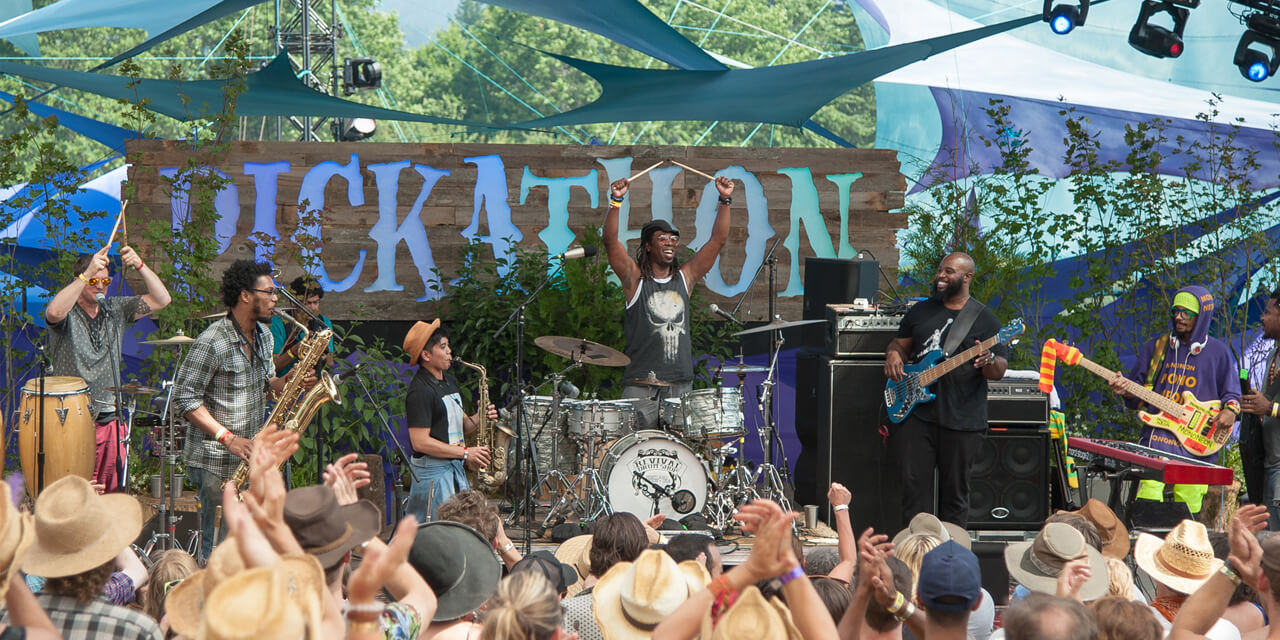 Pickathon Music Festival Popular Events in Portland