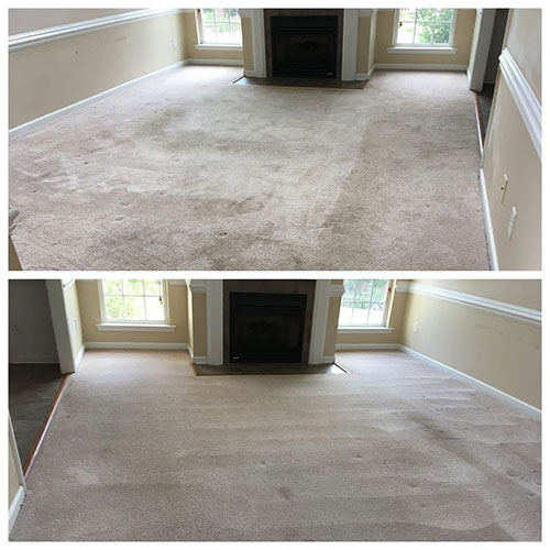 carpet cleaning before and after in augusta