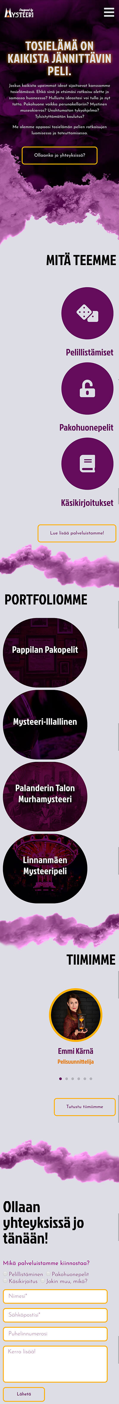 Mysteeripelit.fi