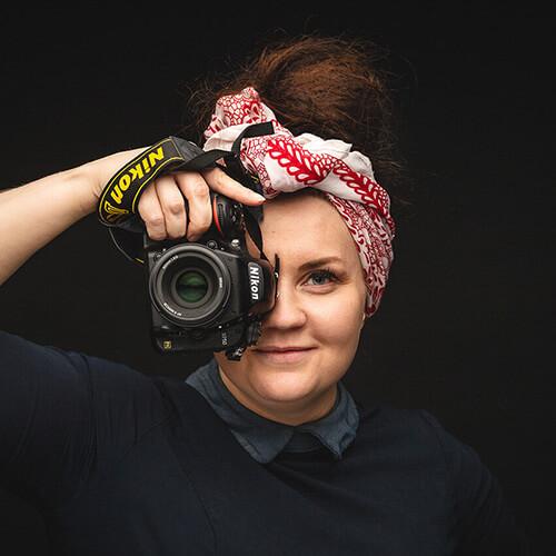 Maarit Lahikainen - Valokuvaaja