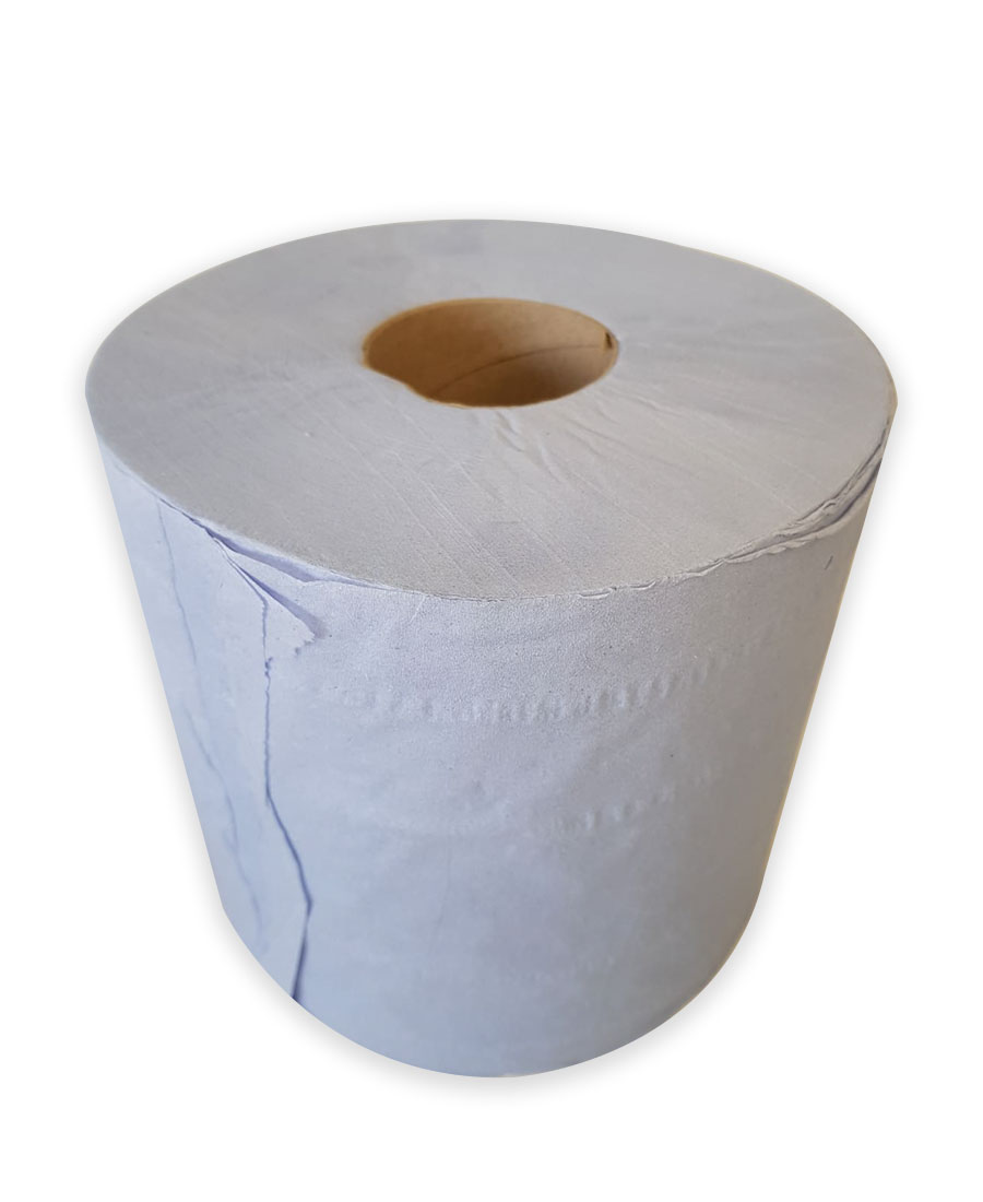 Blue Centrefeed Roll 2Ply 6/pack