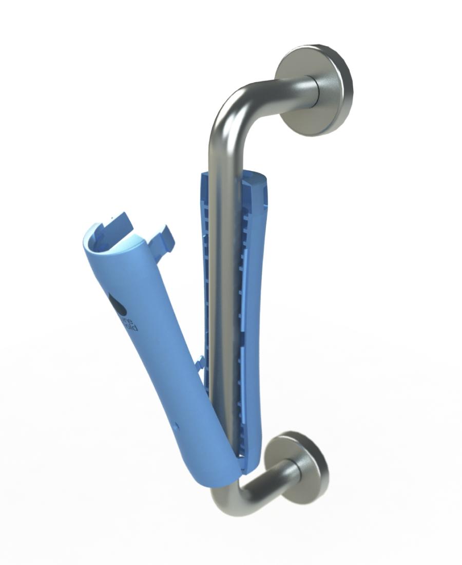 Purehold PULL - Antibacterial Pull Door Handle Cover