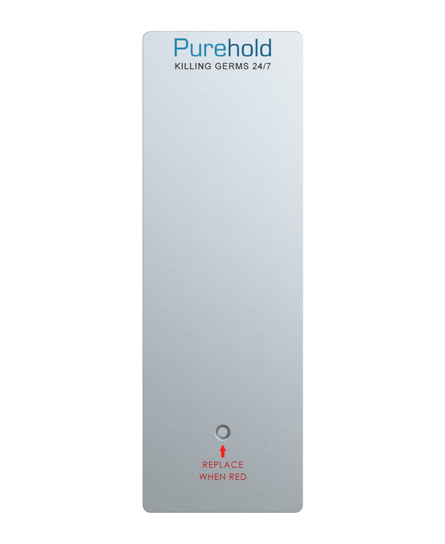 Purehold PUSH - Antibacterial Door Push Replacement Plate