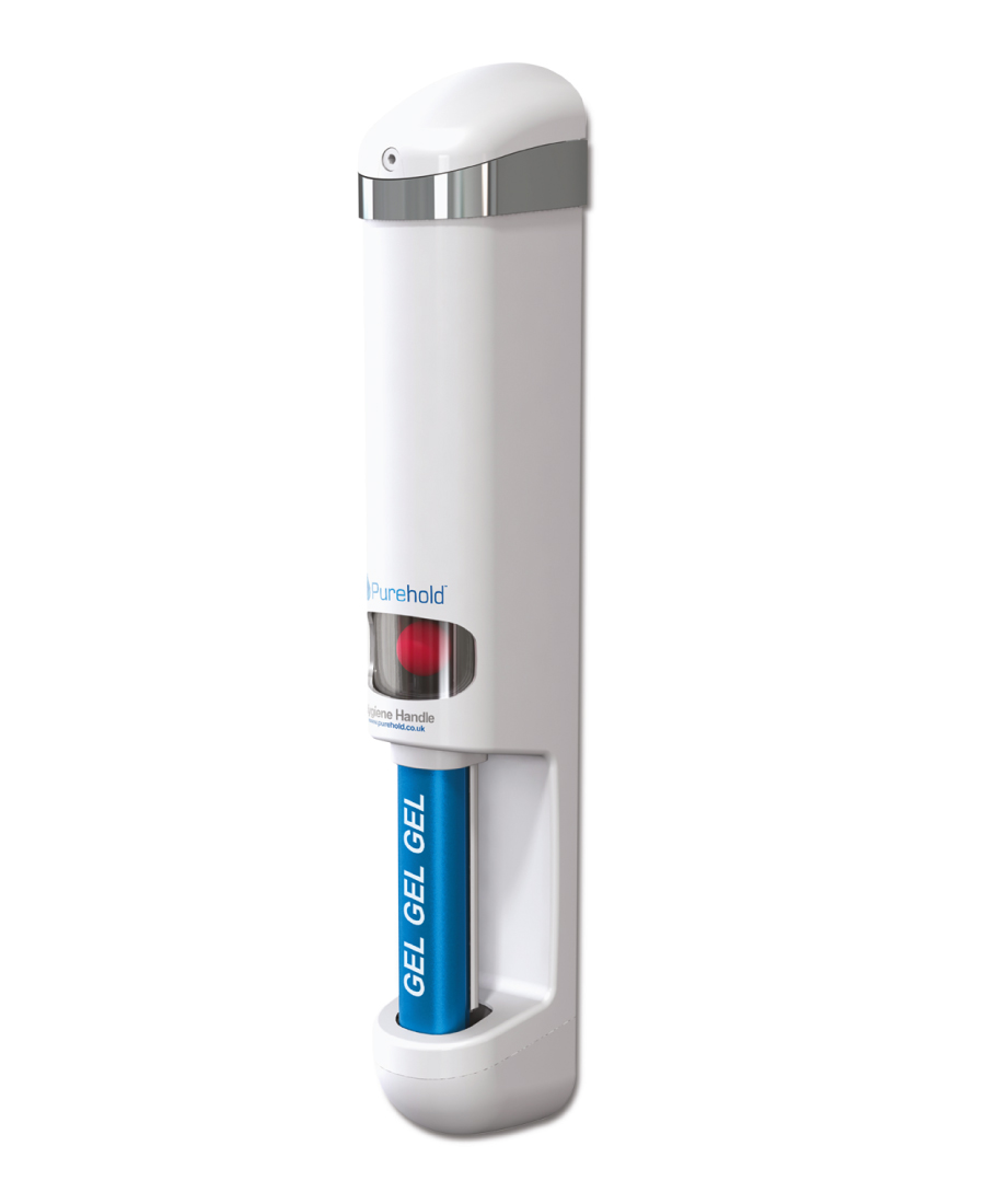 Purehold PRO - Gel Dispensing Hygienic Door Handle