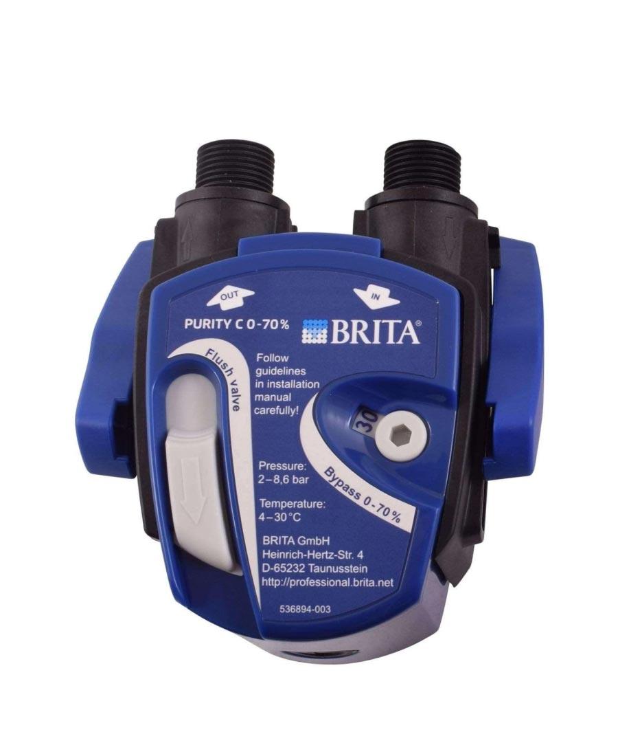 Brita Filter Head 0-70% Purity C