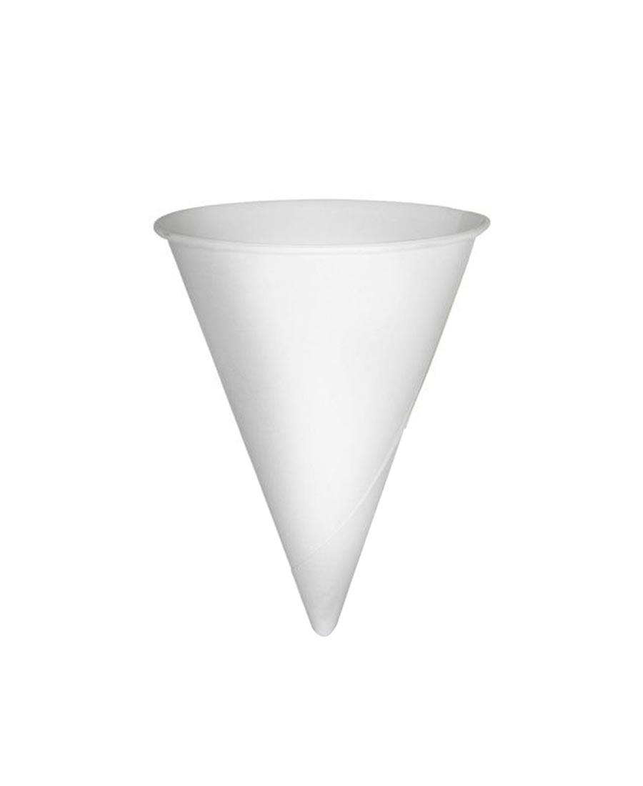 4oz Paper Cone Cups (5000)