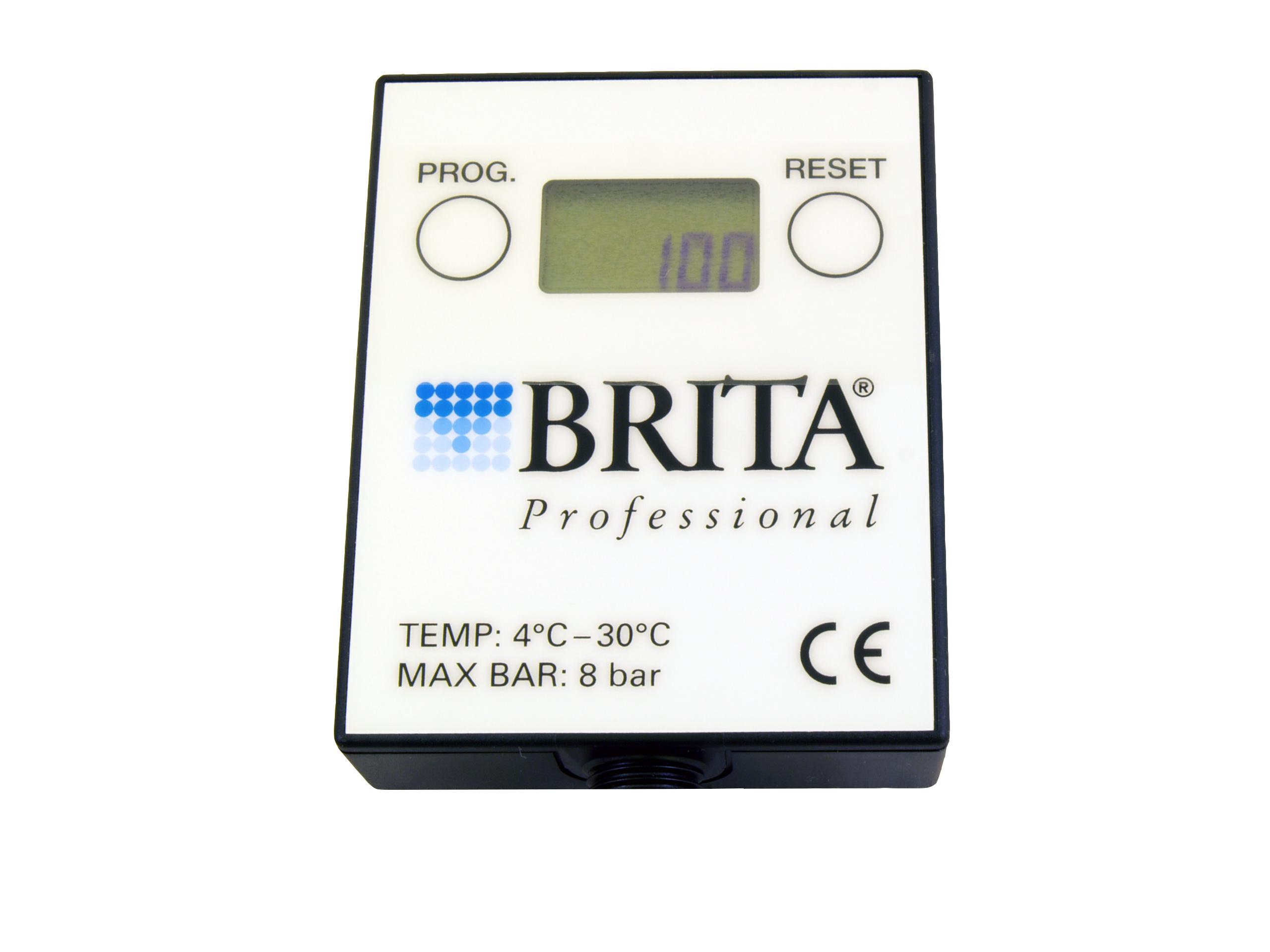 Brita Purity C Flowmeter