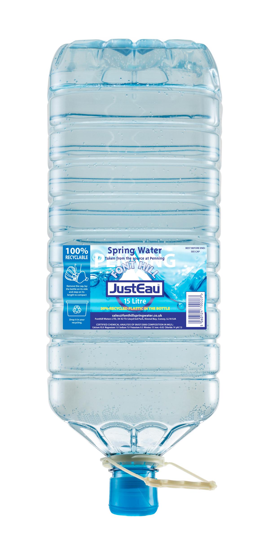30 x 15 Litre Bottled Water Half Pallet (£6.99ea)